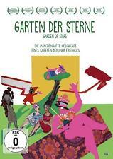 GARTEN DER STERNE - DOKUMENTATION   DVD NEU