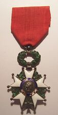 VINTAGE French Legion of Honor (Chevalier) Award Medal