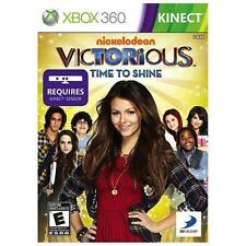 Xbox 360 Kinect Victorious: Time to Shine Complete Mint.