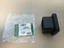 LAND ROVER GENUINE TRAILER HITCH 2 - INCH RECEPTACLE PLUG WITH LOGO NEW ANR3196
