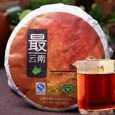 100g/pc, high quality ripe pu erh,Meng Hai old puer tea tree,gu shu material tea