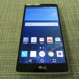 LG G STYLO, 8GB (CRICKET MOBILE) CLEAN ESN, WORKS, PLEASE READ!! 41292