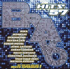 Bravo HITS 57 (2007) Nelly Furtado peut proposer, Avril Lavigne, Mika, Justin timbe [double CD]