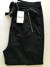 [COUNTRY ROAD] NEW! SZ 10,12,16 [CR LOVE] utility zip cargo S,M,XL black