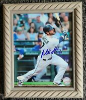 Mitch Haniger (Seattle Mariners) Autographed Photo (JSA C.O.A)