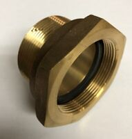 77 2INX2IN, Fire Hose to Pipe Adapter. ***FREE SHIPPING***