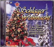 Schlager Weihnacht - Lolita Roy Black Peter kraus U.a.