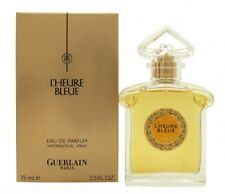 GUERLAIN L'HEURE BLEUE EAU DE PARFUM 75ML SPRAY - WOMEN'S FOR HER. NEW