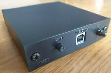 REGA FONO MINI A2D MK1 PHONO STAGE PRE AMP AMPLIFIER TRANSFER FILES VIA USB - PC