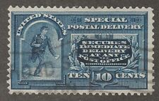 KAPPYSSTAMPS M2408 US SPECIAL DELIVERY SC# 5 WMKD 191 CLEAN!  CATALOG-2014 =$12