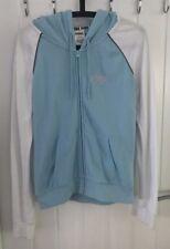 PINK Victoria Secret Blue and White Jacket Size M