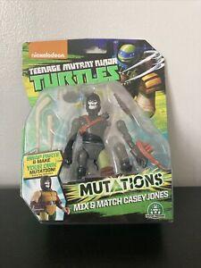 Playmates 2015 Teenage Mutant Ninja Turtles Mutations Mix and Match Casey Jones