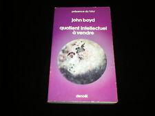 PDF 210 John Boyd : Quotient intellectuel à vendre Edition mars 1976 B/TBE