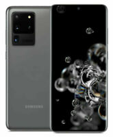 NEW Samsung Galaxy S20 Ultra 5G SM-G988U  128GB  Cosmic Gray Verizon locked new