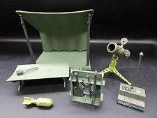 1984 GI Joe BIVOUAC Battle Station vintage 80s Hasbro complete toy accessory !!!
