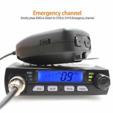 Mini CB Radio CB-40M 25.615-30.105MHz 10M Amateur 8W AM/FM Citizen Band CB Radio