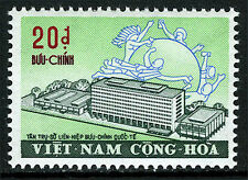 Viet Nam South 401, MNH. UPU Building, Bern, 1971