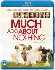 Much Ado About Nothing Blu-ray (2014) Kenneth Branagh ***NEW***
