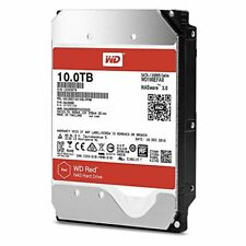 WD WD100EFAX Red NAS Hard Drive 10 TB Wd100efaxsp