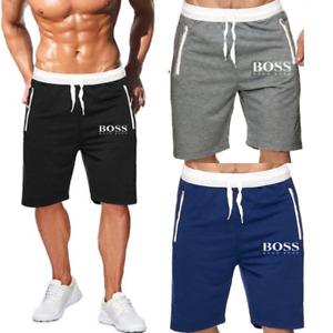 Herren Hugo Boss1 Shorts Kurzhose Kurze Sporthosen Jogging Fitness Neu
