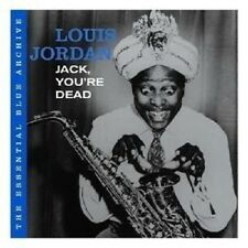 "LOUIS JORDAN ""THE ESSENTIAL BLUE ARCHIVE..."" CD NEUWARE"