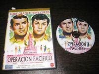 Operazione Pacifico DVD Cary Grant Tony Curtis