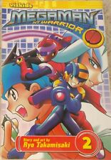 Comic Manga MegaMan Mega Man NT Warrior Tomo vol. 2 English Inglés