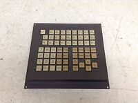 Fanuc A02B-0261-C164/MCR MDI UNIT Key Pad A02B0261C164MCR