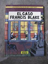 ADVENTURAS BLACKEY MORTIMER Spanish comic magazine CASO FRANCIS BLAKE AFFAIR