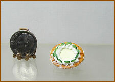 Dollhouse Miniature Key Lime Pie Handcrafted in 1:12 Scale by Carolyn McVicker