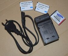 SAMSUNG Caricabatteria + Batteria SLB-11A per WB600 WB650 WB700 - Power Charger