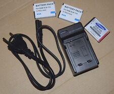 SAMSUNG Caricabatteria + Batteria SLB-11A per WB600 WB650 WB700 - Power Charger