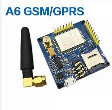 GPRS Pro Serial A6 GPRS GSM Module Core DIY Developemnt Board Replace SIM900 L8