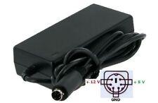 Power Supply Netzteil 12V / 2A und 5V / 2A SPP34 6 PIN Din Stecker