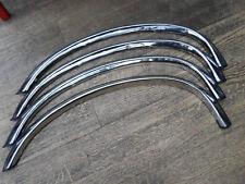 Radlaufchrom W129 DB W 129 SL chrome 500 320 für benz Radlauf Zierleisten