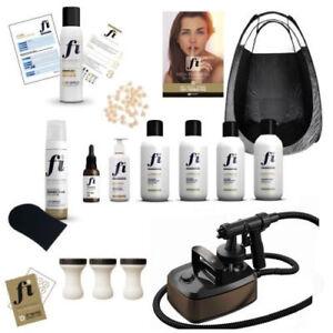 Spray tan starter kit deluxe