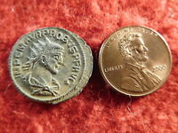 Roman Coin -Guaranteed Ancient & Authentic - Probus 276-282 AD (20QQ202)