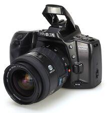 Minolta Dynax 500si Lens Minolta Zoom AF Macro 28-80mm 4-5.6  (Réf#A-022)