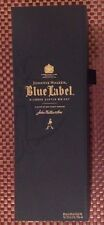 Johnnie Walker BLUE LABEL Blended Scotch Whiskey Box ONLY Looks NEW! NoBottle
