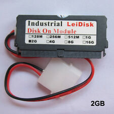 LeiDisk 2GB Disk On Moudle 40pin Industrial DOM with cable IDE Flash hard disk