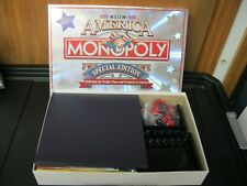 Monopoly the America Special Edition Game NEW Complete