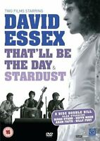The David Essex Double Bill - Thatll Be The Day / Stardust [DVD][Region 2]