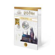 10 Euros Argent Monnaie de Paris Harry Potter 2021 Poudlard 18/18