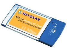 Wireless PCMCIA Card All older Laptops Non Cardbus NEW