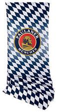 Paulaner - Bavarian Oktoberfest Flag / Banner Xxl size (118 x 31.5 inches) - New