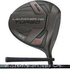 New 2020 Cleveland Launcher HB Turbo DRAW MODEL Driver - RH - Choose Flex