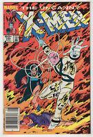 Uncanny X-Men #184 (Aug 1984, Marvel) [1st Appearance Forge] Rachel Summers j