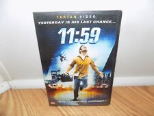 11:59 (DVD, 2007) TARTAN VIDEO - BRAND NEW FACTORY SEALED!!!
