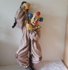Jun Asilo Clown Hanging In The Rope