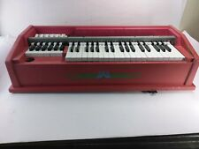 Rare Vintage Gemini Electric Organ Keyboard Piano - Read
